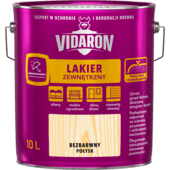 Vidaron Exterior Varnish clear gloss