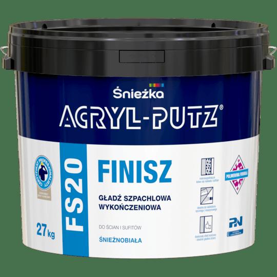 Acryl Putz FS20 Finish
