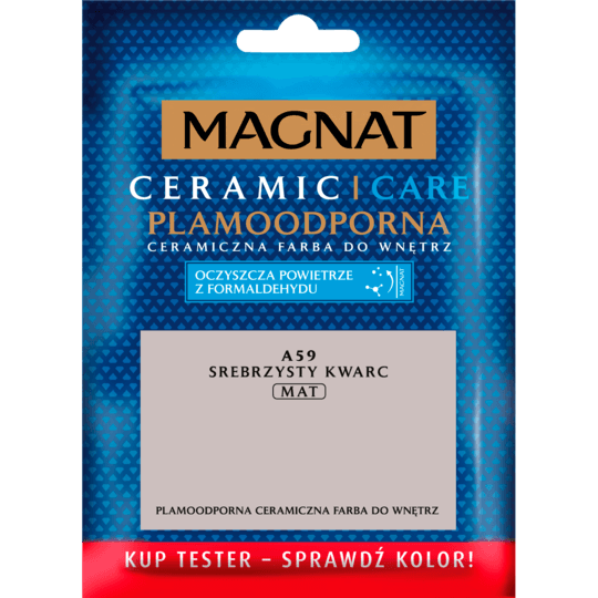 Magnat Ceramic Care - тестер серебристый кварц 0,03 л